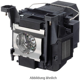 azurano Ersatzlampe f/ür PANASONIC ET-LAE700 mit Geh/äuse