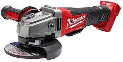 Schleifer Winkel Milwaukee Kraftstoff M18 CAG125XPD-0 ohne Batterie Lader 493