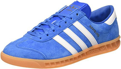 adidas Hamburg shoes blue