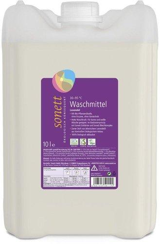 Sonett Flüssigwaschmittel Lavendel (10 L)