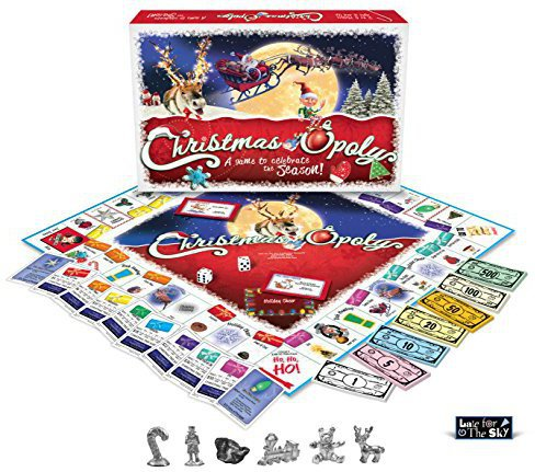 Late for The Sky Christmas-Opoly (englisch)