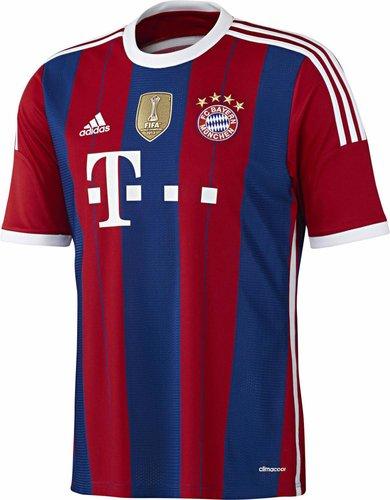los angeles 5f6ca 9f810 Adidas FC Bayern Trikot 2015