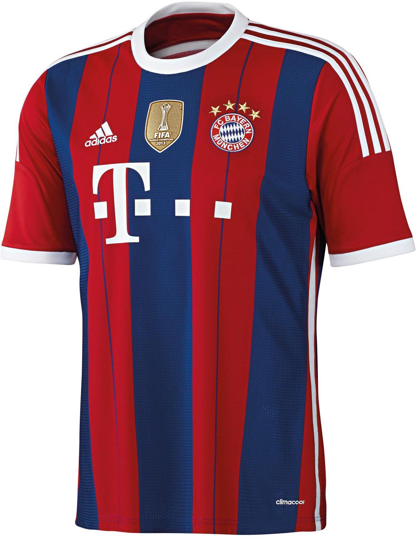 cc628cf29b Adidas FC Bayern München Home Trikot 2014/2015 günstig kaufen ✓