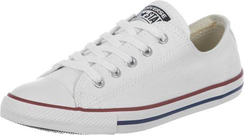 1c9a94aaed80e Converse Chuck Taylor Dainty Ox - white | Preise vergleichen