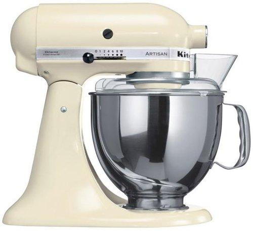 KitchenAid Artisan Küchenmaschine Creme 5KSM150PS EAC