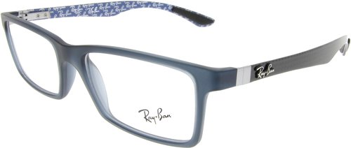 Ray Ban RX8901 5262 (dark blue transparent/black)