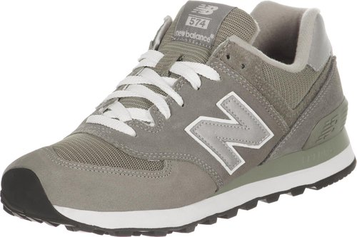 new styles d72ed 4b197 New Balance 574 grey (ML574GS)