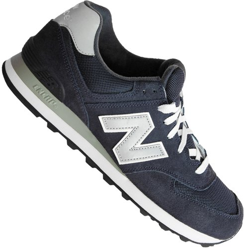 various colors 1de3d a9697 New Balance 574 navy (M574NN)