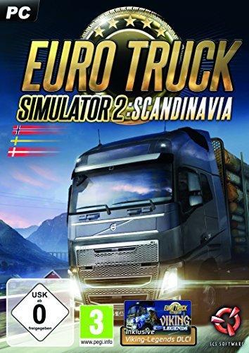 Euro Truck Simulator 2: Scandinavia (Add-On) (PC)