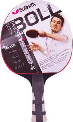 Butterfly Timo Boll Black Edition
