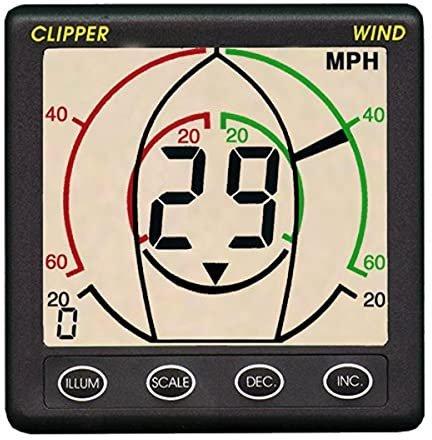 Nasa Marine Instruments Clipper Close Haul Repeater