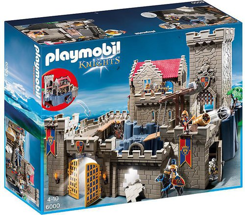 Playmobil Knights Königsburg der Löwenritter (6000)