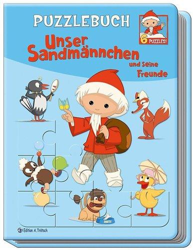 Edition A. Trötsch Puzzlebuch - Unser Sandmännchen