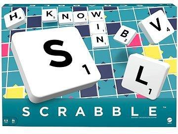 Mattel Scrabble Original (englisch)