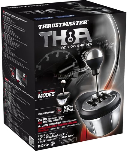 Thrustmaster TH8A Add-on Shifter