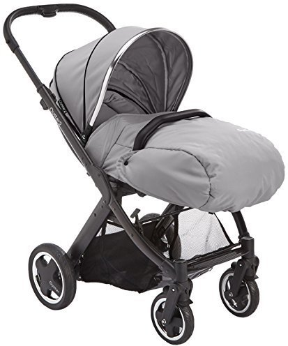 BabyStyle Oyster 2 Silver Mist