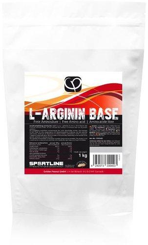 Golden Peanut L-Arginin Base Pulver 1kg