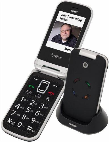 Tiptel Ergophone 6120 Handy ohne Vertrag