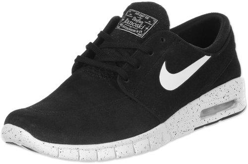 Nike SB Stefan Janoski Max L Sneaker (black/white)