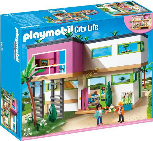 Playmobil City Life Moderne Luxusvilla (5574)