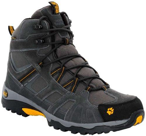 Jack Wolfskin Vojo Hike Texapore Mid burly yellow