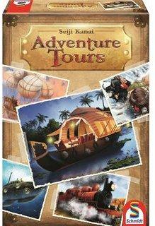 Schmidt Spiele Adventure Tours (deutsch)