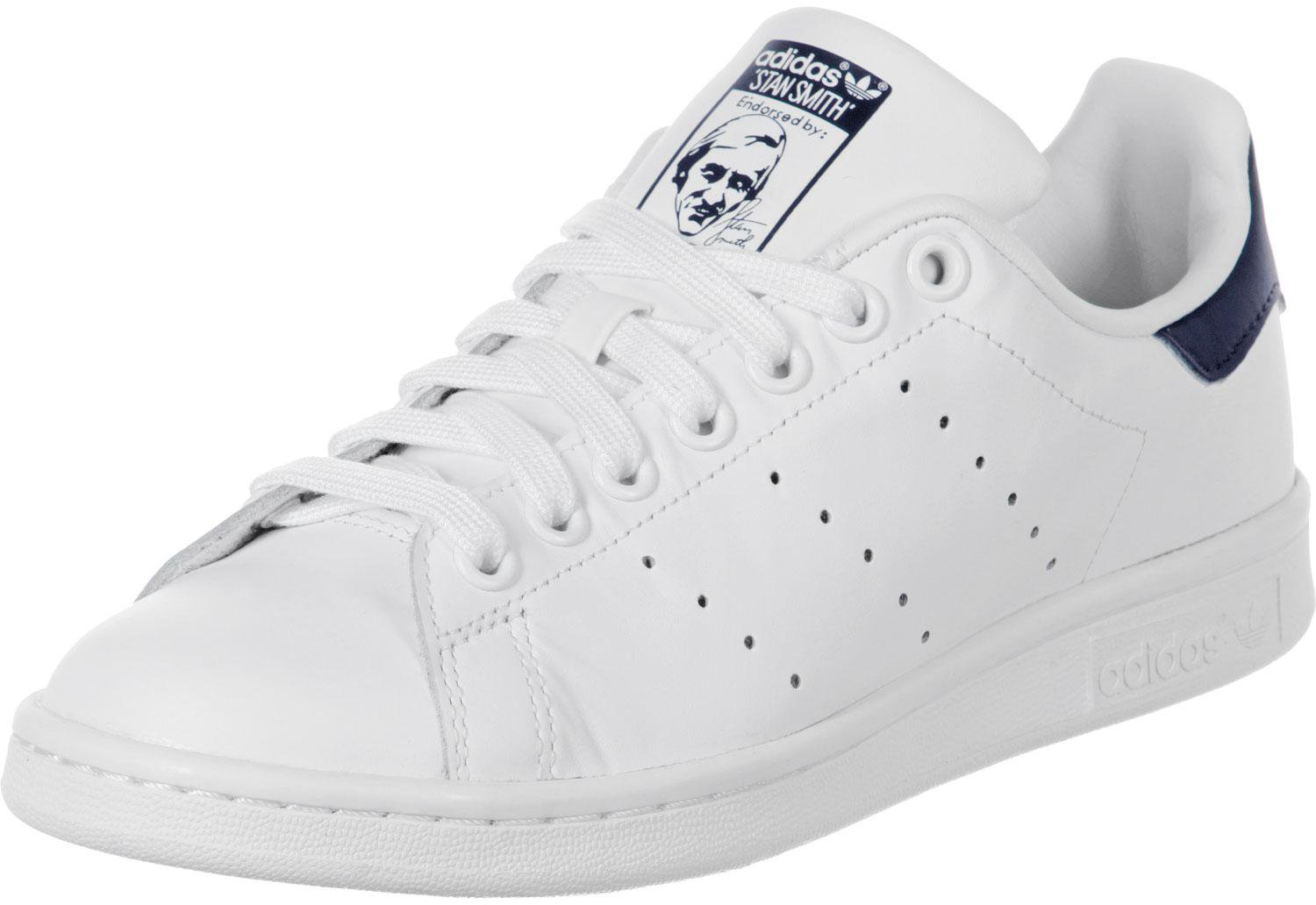 50% price online here best authentic Adidas Stan Smith Retro-Sneaker (white)