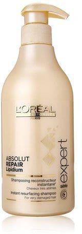 Loreal Absolut Repair Lipidium Shampoo (500 ml)