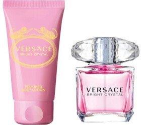 Versace Bright Crystal Set (EdT 30ml + BL 50ml)