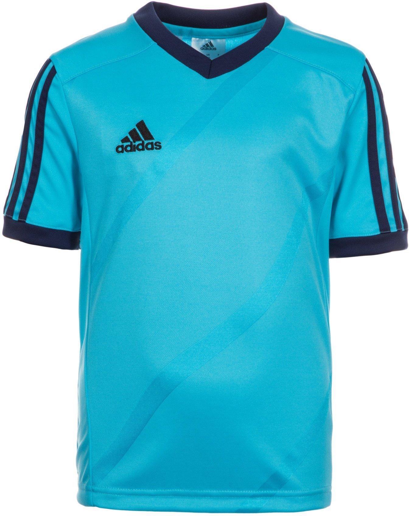Adidas Tabela 14 Trikot super cyan s12dark blue