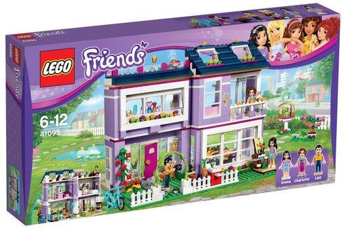 LEGO Friends - Emmas Familienhaus (41095)