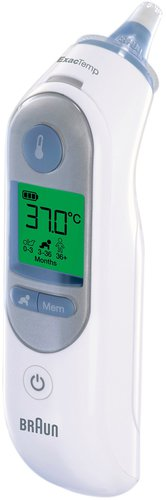 Braun IRT 6520 Thermoscan 7