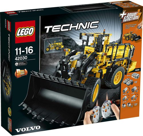 LEGO Technic - 2 in 1 Volvo L350F Radlader (42030)