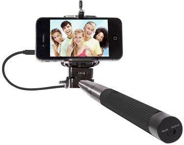 Thumbs Up Selfie-Teleskop mit Auslöser