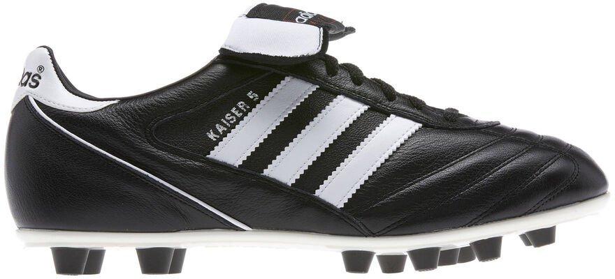 Adidas Kaiser 5 Liga FG - schwarz/weiß, Gr. 39 1/3 EU
