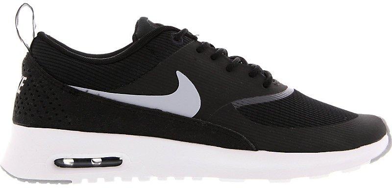2d57a285796ae Nike Air Max Thea black/metallic silver günstig kaufen