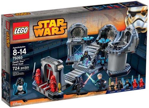 LEGO Star Wars - Death Star Final Duel (75093)