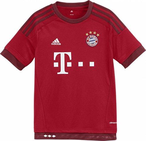 official photos b9d82 662e0 Adidas FC Bayern Trikot Kinder 2016