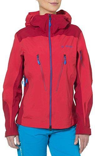 Vaude Women's Aletsch Jacket III flame