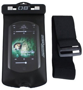 OverBoard Pro Sports Waterproof iPod/MP3 Case schwarz