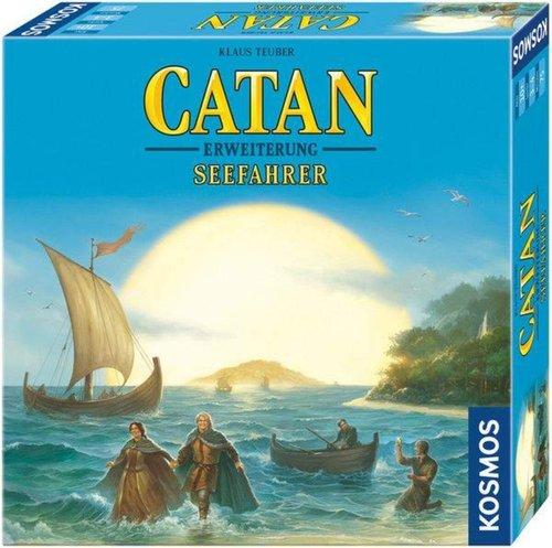 Kosmos Catan - Erweiterung - Seefahrer 3 - 4 Spieler