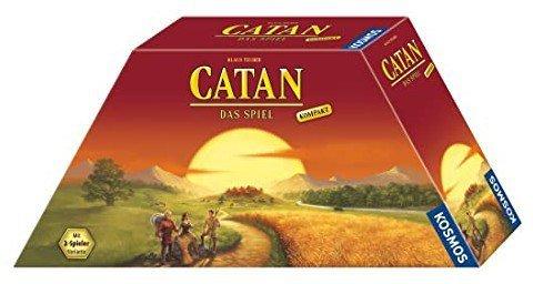 Kosmos Catan - Das Spiel Kompakt 2 - 4 Spieler