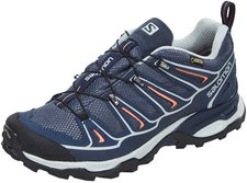 Salomon X Ultra 2 GTX W grey denimdeep bluemelon bloom günstig