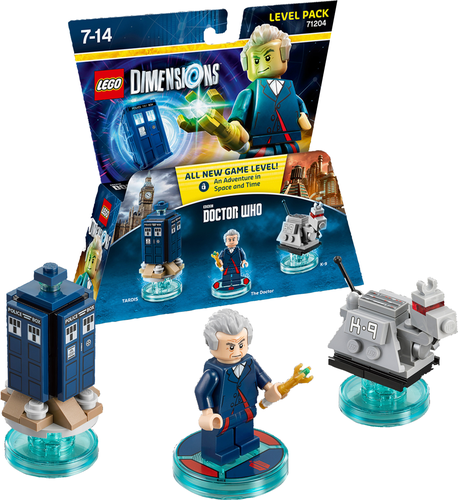 Warner Bros. Games Lego Dimensions: Level Pack - Doctor Who