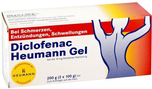 Heumann Diclofenac Gel (200 g)