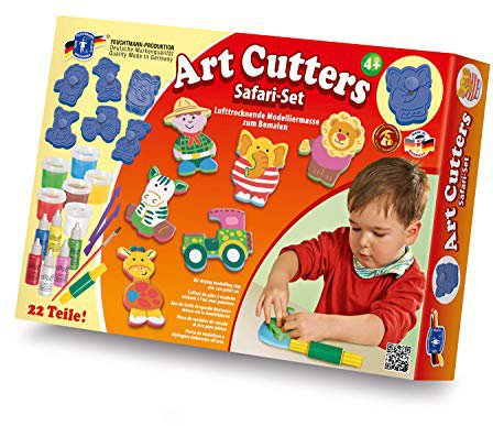 Feuchtmann Art Cutters - Safari Set