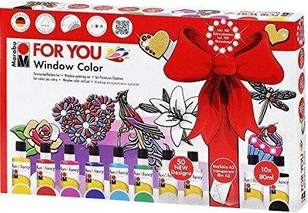 Marabu Fun & Fancy Window Color Set for You