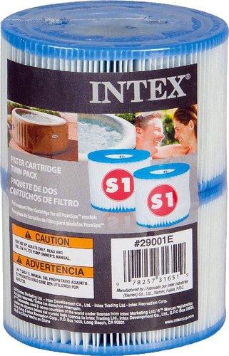 Intex Pools Whirlpool Filterkartusche Typ S1 (29001)