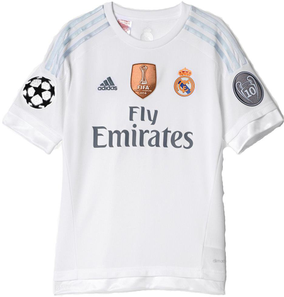 Adidas Real Madrid Trikot Kinder 20152016