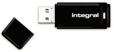 Integral Schwarz USB 2.0 (INFDxGBBLK)